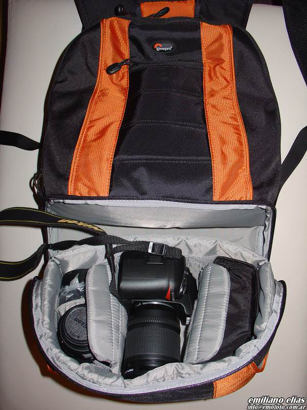 Mochila para fotografía Lowepro compudaypack