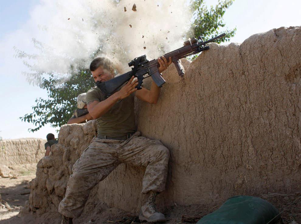 Guerra en Afghanistán