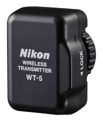 Nikon WT-5 transmitter